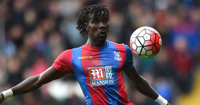 Pape Souare: Out for six months