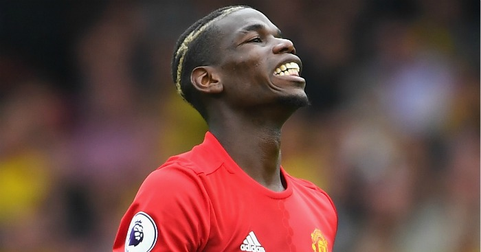 Paul Pogba Man Utd woe