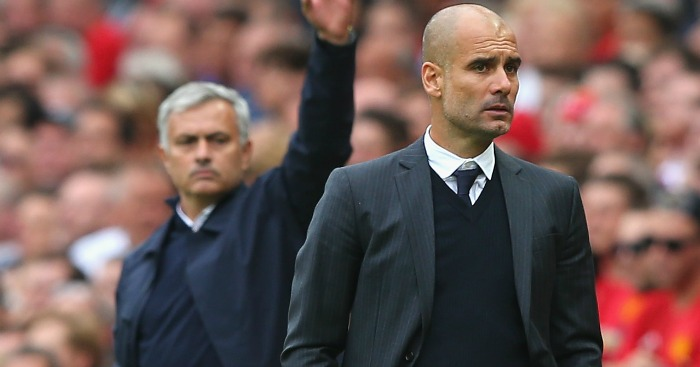 Pep Guardiola: 'More fearsome than Jose Mourinho'