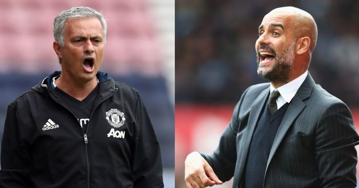Pep Guardiola: Has respect for Jose Mourinho