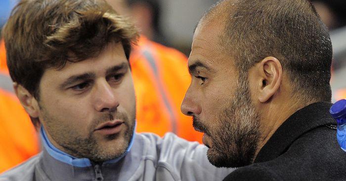 Pep Guardiola: High praise for Tottenham counterpart