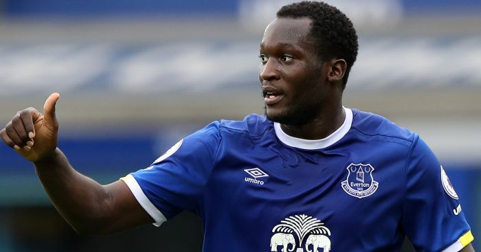 Romelu Lukaku: Getting back to his best