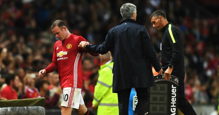 Wayne Rooney: Captain has lost his place in Mourinho's side