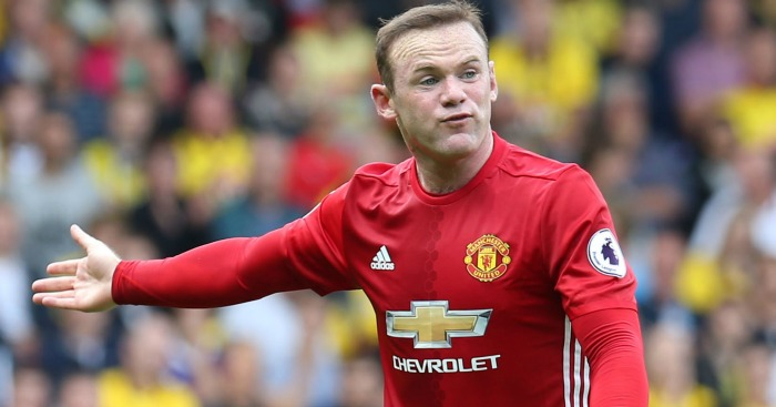 Wayne Rooney: Captain out of favour at Manchester United