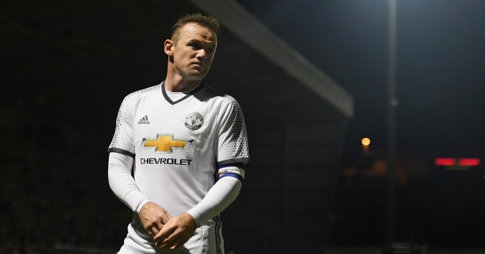 Wayne Rooney: Needs dropping