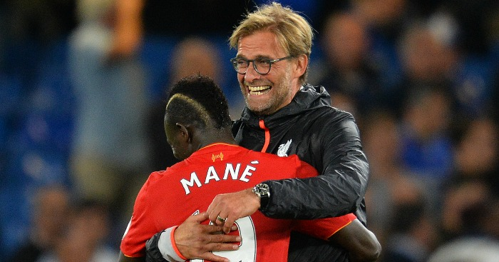 Jurgen Klopp: Manager impressed by Liverpool display
