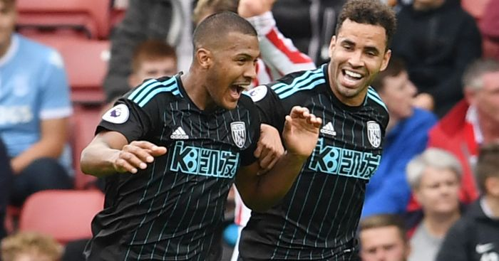 Salomon Rondon: Scores late equaliser