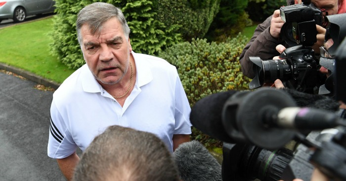 Sam Allardyce: Could be banned