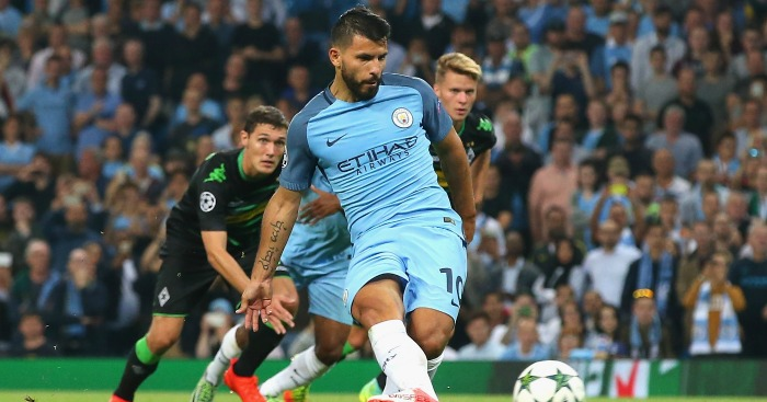 Sergio Aguero: Agreed an extension