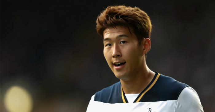 Son Heung-Min: Wanted Spurs exit