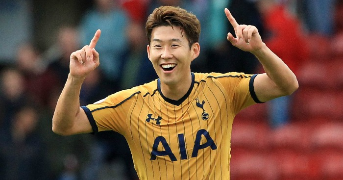 Son Heung-min: Key figure for Tottenham