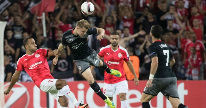 Southampton: Fail to win in Beer Sheva
