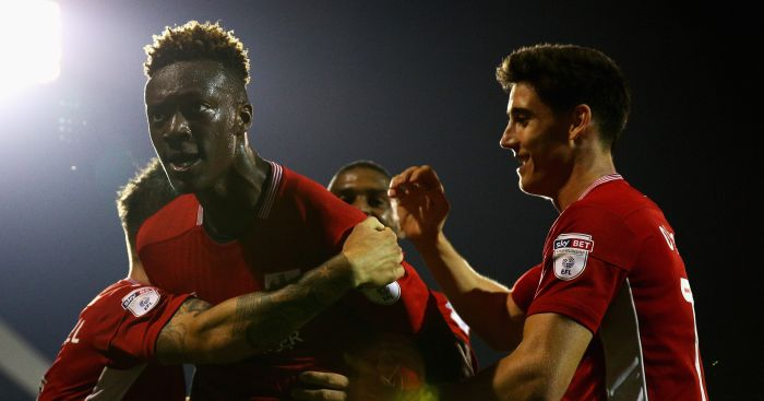 Tammy Abraham: Catching the eye at Bristol City