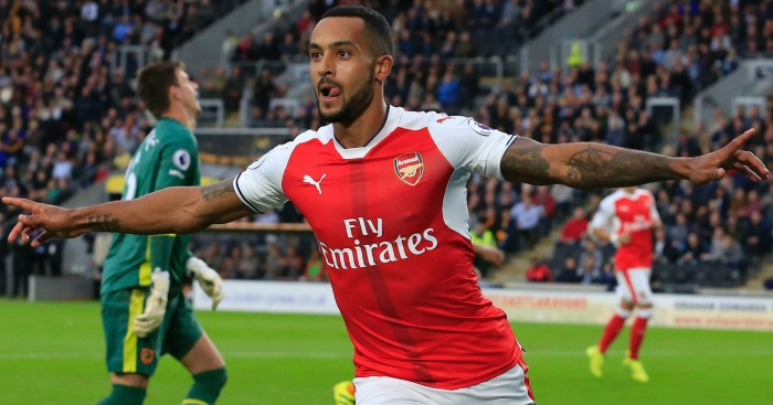 Theo Walcott: Has he turned a corner this season?
