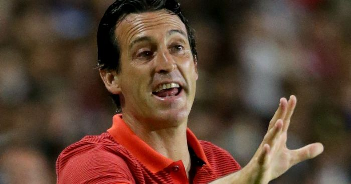 Unai Emery: Has respect for Arsene Wenger