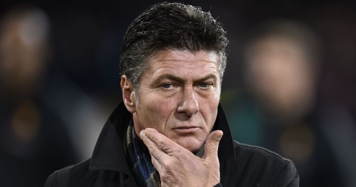 Walter Mazzarri: Won't be throwing in the towel