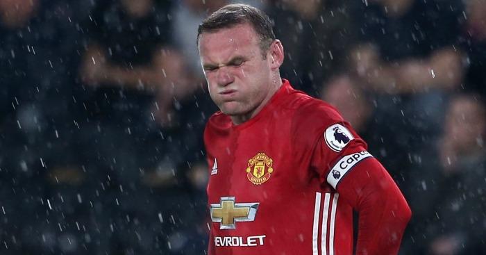 Wayne Rooney at Hull
