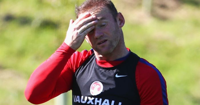 Wayne Rooney: Failed to live up to expectations