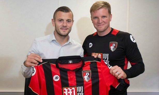 Jack Wilshere: Bournemouth loan a huge surprise