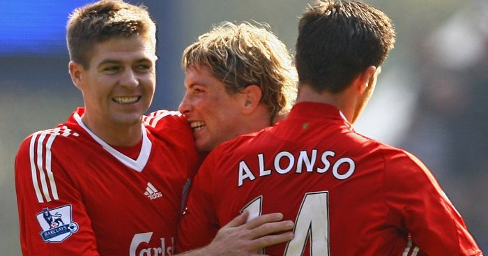 Xabi Alonso: Has fond Liverpool memories