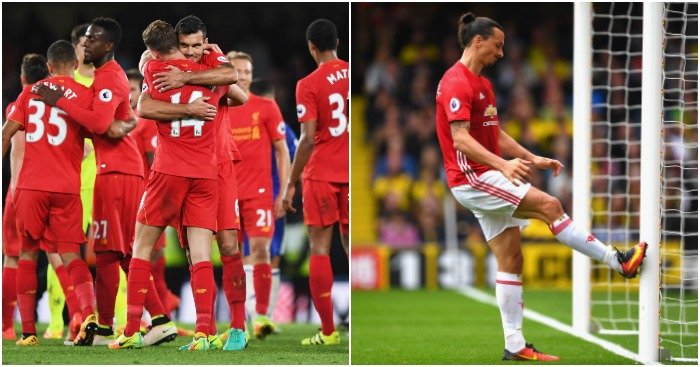 Power Rankings: Liverpool third