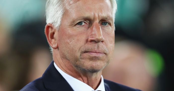 Alan Pardew: Unable to stop Leicester
