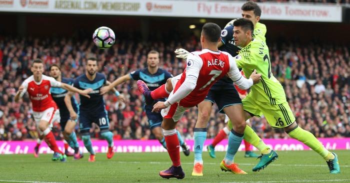 Alexis Sanchez Arsenal 1