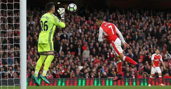 Alexis Sanchez Arsenal-2