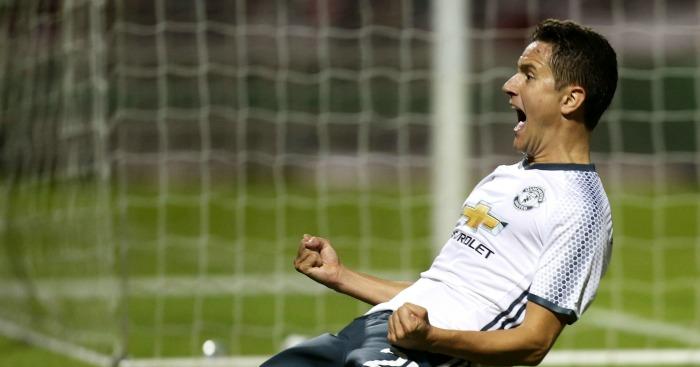 Ander Herrera: Midfielder has impressed this term