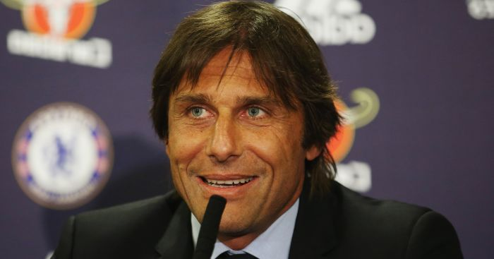 Antonio Conte: Unaffected by sack rumours