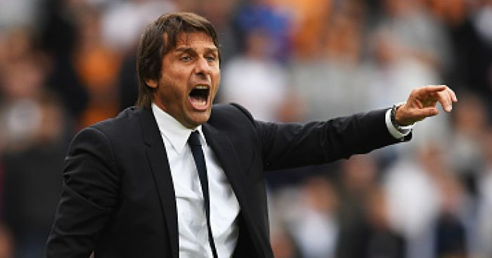 Antonio Conte: Pleased with Chelsea win