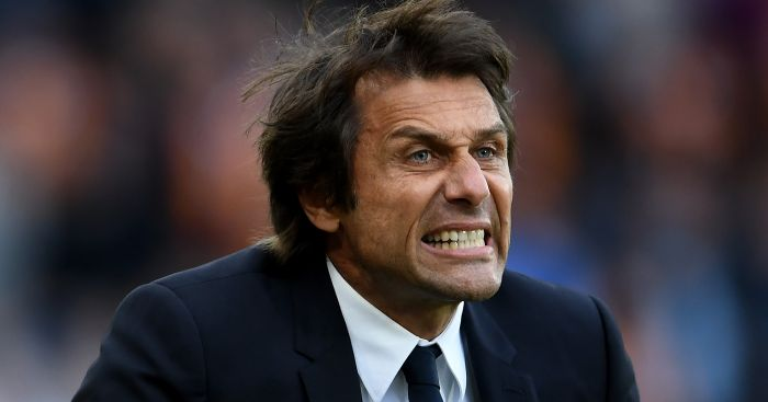 Antonio Conte: Chelsea job not under threat