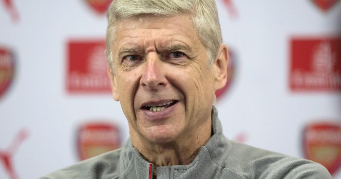 Arsene Wenger: Praised maturity