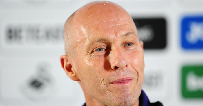 Bob Bradley: Ready to get to work at Swansea
