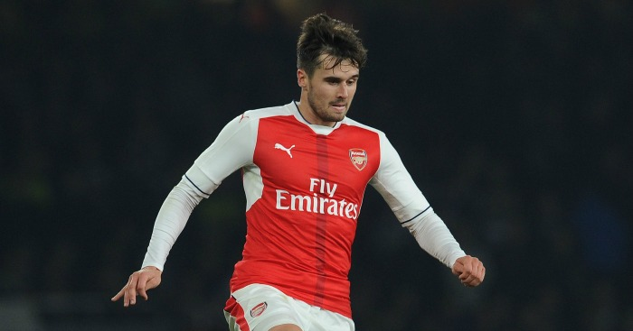 Carl Jenkinson: Defender made long-awaited return