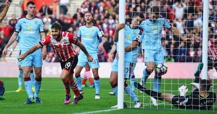Charlie Austin: Scores brace against former club