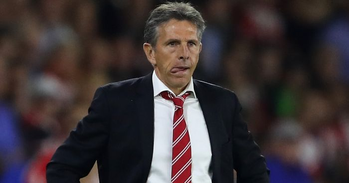 Claude Puel: Concerned over Austin injury