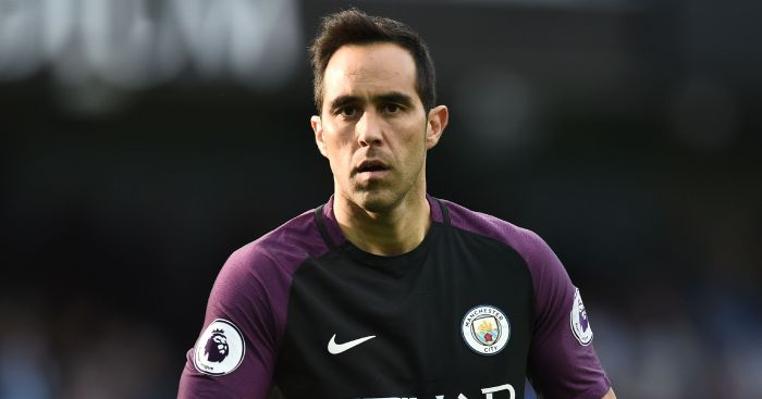 Claudio Bravo: Man City will get better