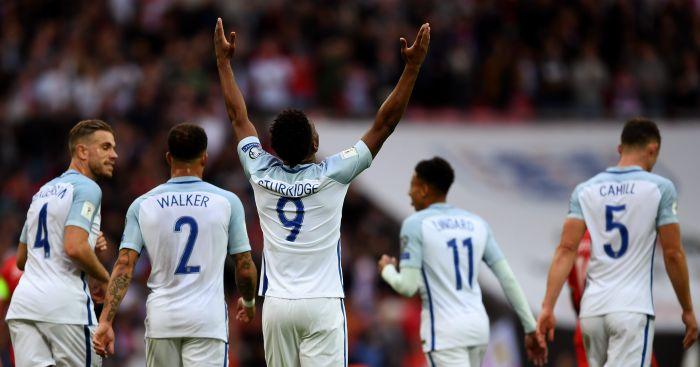 Daniel Sturridge: Ends England goal drought