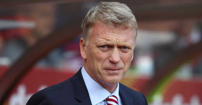 David Moyes: Job not under threat
