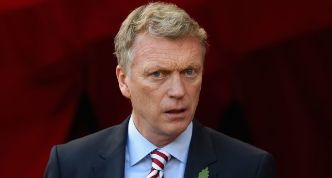 David Moyes: Keeping calm despite being bottom