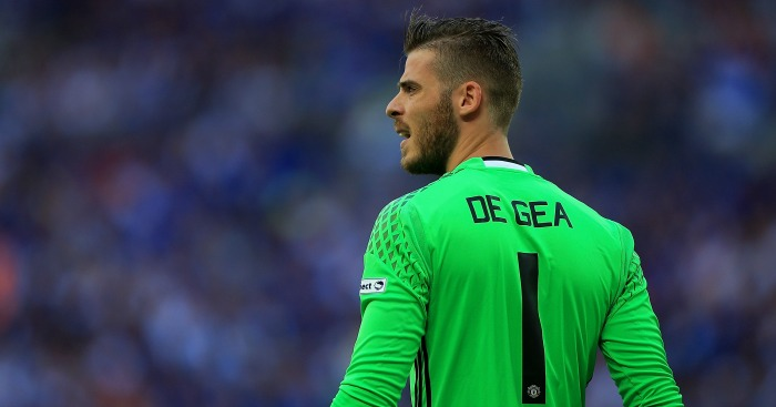 David de Gea: Goalkeeper one of few to impress