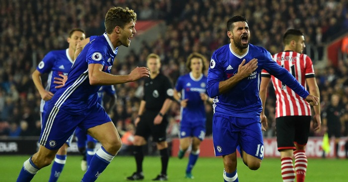Diego Costa: Scores in Chelsea win