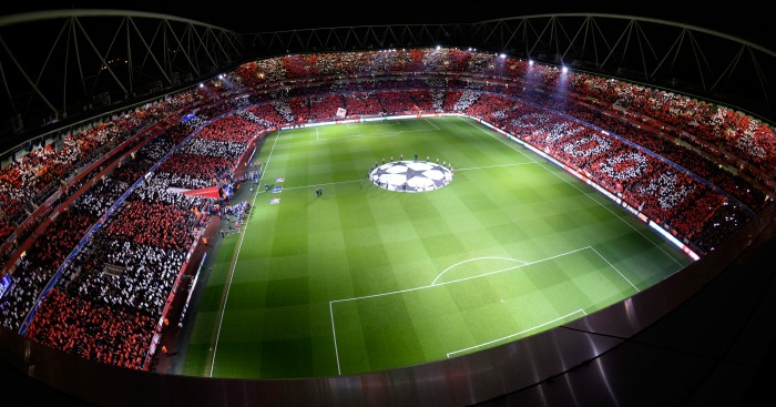 Emirates Stadium: Europe's most profitable ground