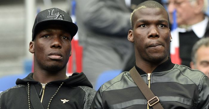 Florentin Pogba: Ready to face his bother