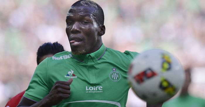 Florentin Pogba: Big Arsenal fan