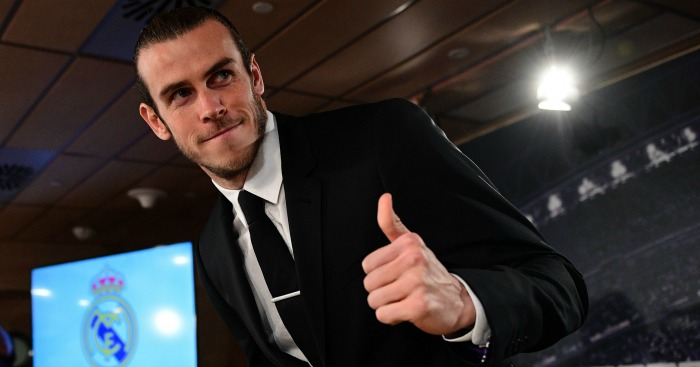 Bale explains why he rejected Manchester United summer move