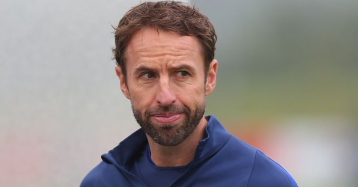 Gareth Southgate: Speaks at first England conference