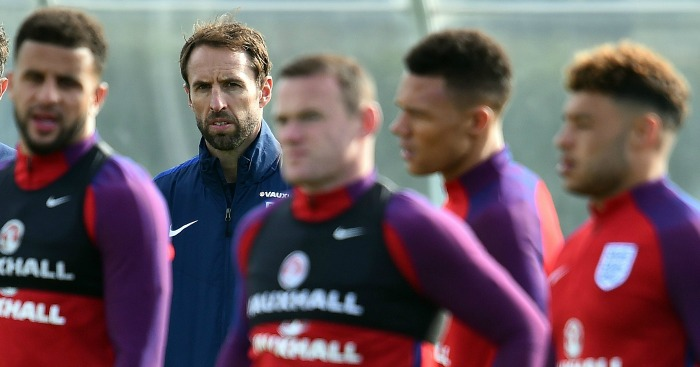 Gareth Southgate: Manager to axe Wayne Rooney