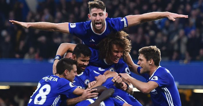 Gary Cahill: Flying high with Chelsea